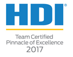 HDI Team Certified 2017