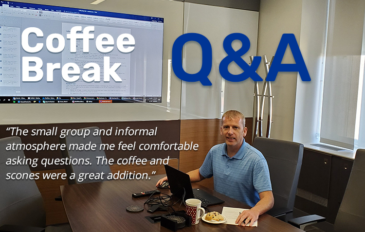 Coffee Break Q&A - FIS 2019